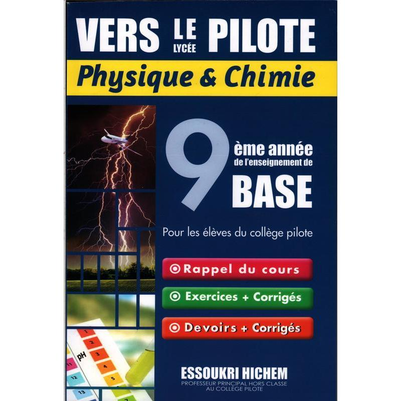 Vers Le Lycee Pilote Physique Chimie 9eme