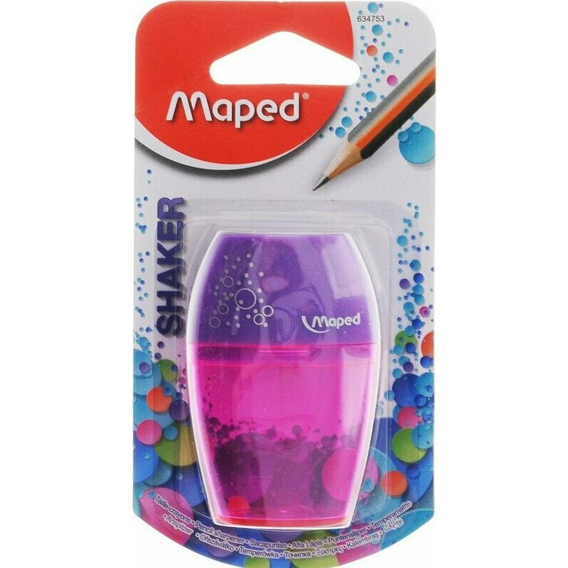 Taille crayon 1 trou maped shaker