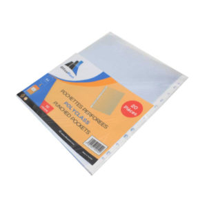 Pochette de 20 intercalaires A4 OFFICEPLAST