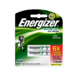 Pile*2  AAA rechargeable ENERGIZER