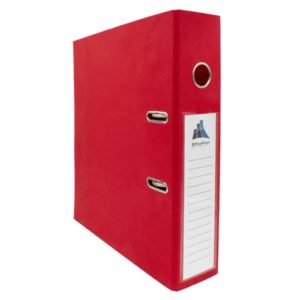 Classeur chrono 75mm OFFICEPLAST rouge