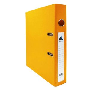 Classeur chrono 55mm OFFICEPLAST jaune