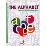 The alphabet reading -writing-learning