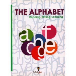 the alphabet reading -writing-learninig