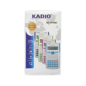 Calculatrice scientifique KADIO KD-350MSC