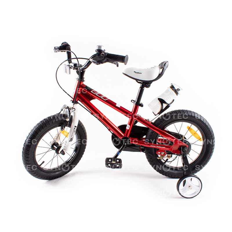Vélo Royal Baby Freestyle 16″ 4-7 ans Rouge