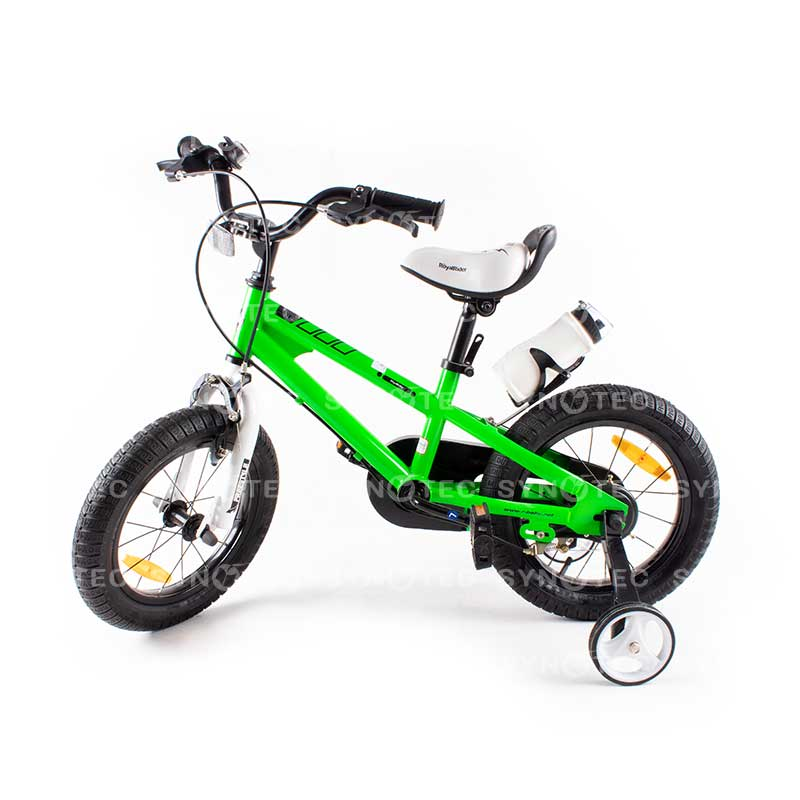 Vélo Royal Baby Freestyle 16″ 4-7 ans Vert