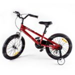 Vélo RoyalBaby Freestyle 20″ 12-15 ans Rouge