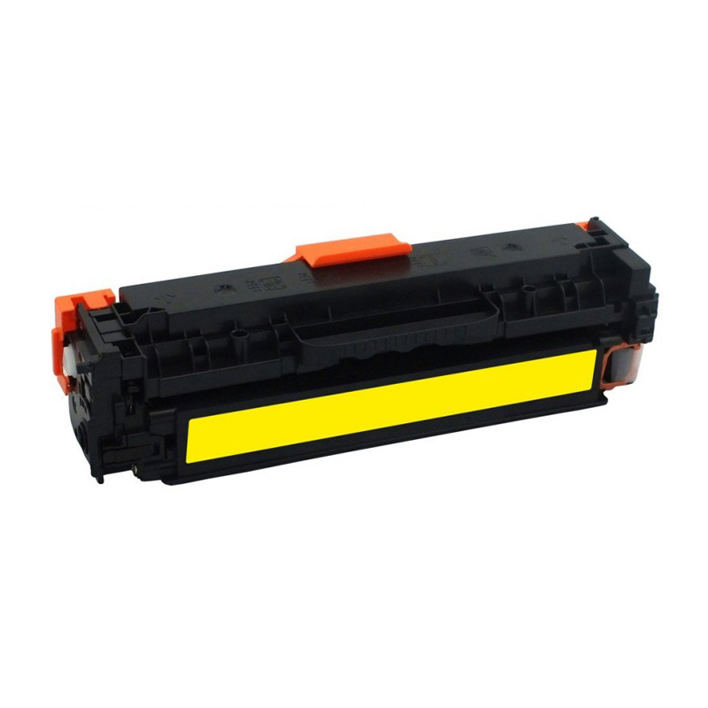 Toner laserJet adaptable HP 201A yellow (CF402A)