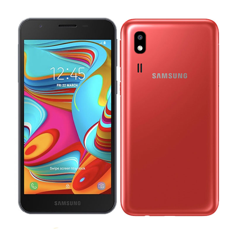 Smartphone SAMSUNG Galaxy A2 core rouge
