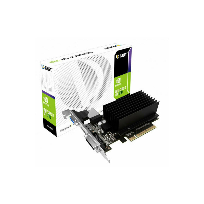 Carte Graphique Nvidia GEFORCE GT710 2Go