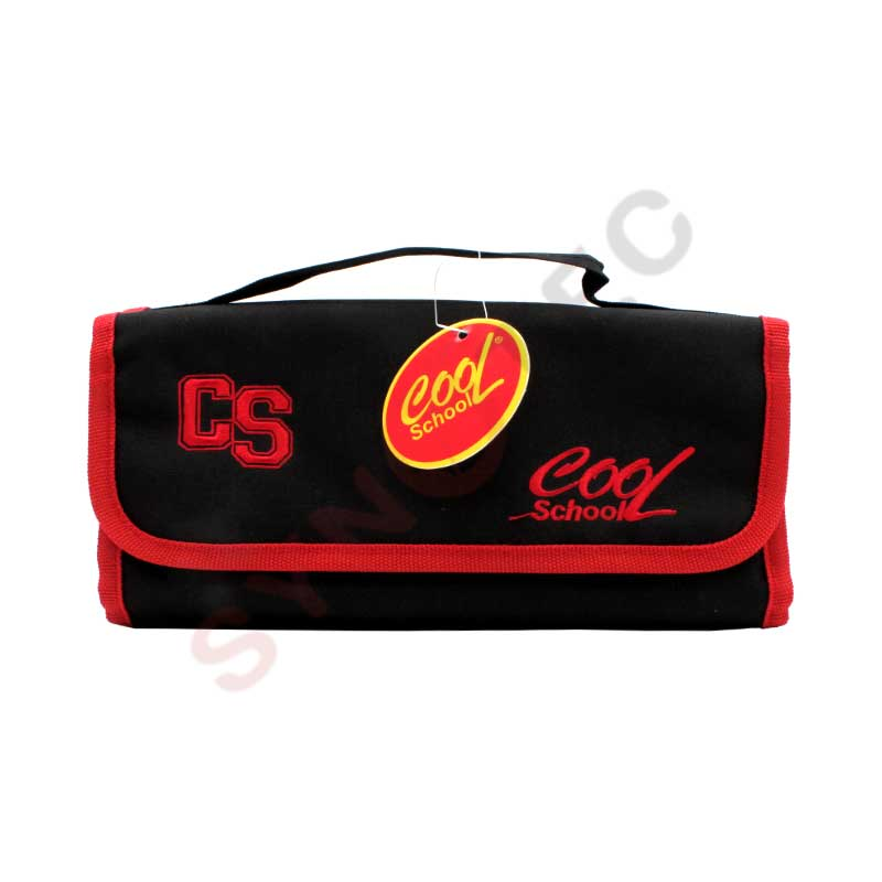 Trousse multipoche  COOL SCHOOL