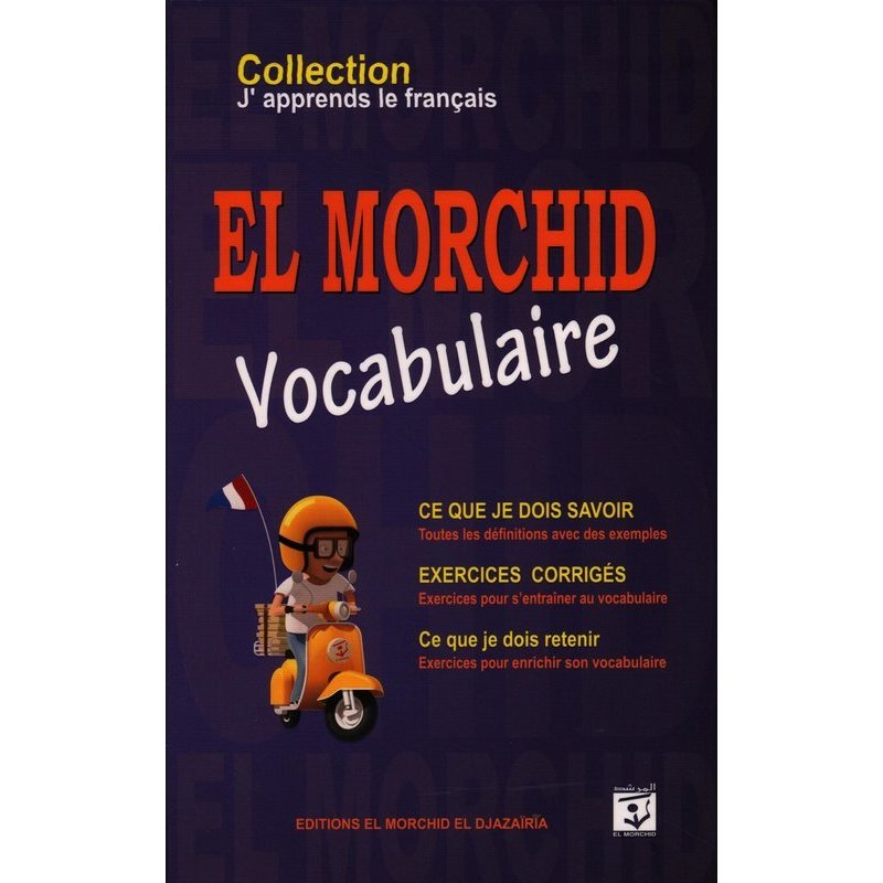 EL MORCHID VOCABULAIRE
