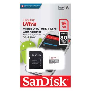 carte-memoire-sandisk-ultra-16go