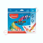 Crayon pastel cire MAPED twist