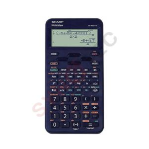 Calculatrice scientifique SHARP EL-W531TLB-BL