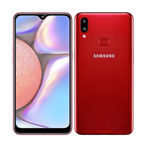Smartphone-SAMSUNG-Galaxy-A10s-rouge