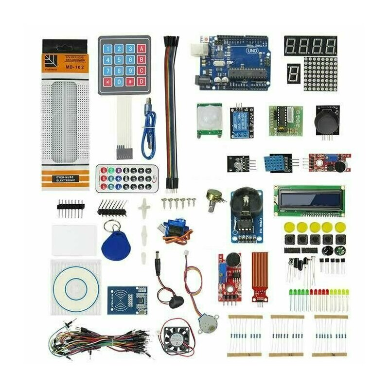kit d'apprentissage Arduino