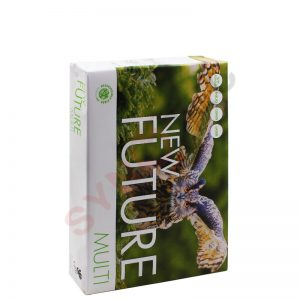 Paquet de 500 papiers blanc NEW FUTURE MULTI 75g