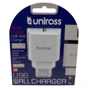 chargeur-usb-uniross-1A