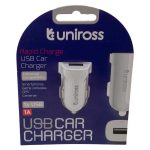 Chargeur voiture UNIROSS 1A
