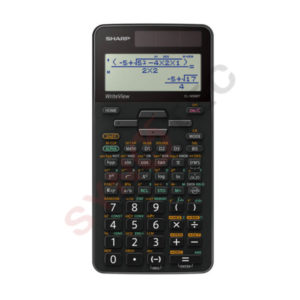 Calculatrice scientifique SHARP EL-W506T-GY