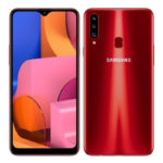 Smartphone SAMSUNG Galaxy A20s Rouge
