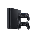 CONSOLE PS4 SONY NOIR 1 TO SLIM – 2 MANETTES