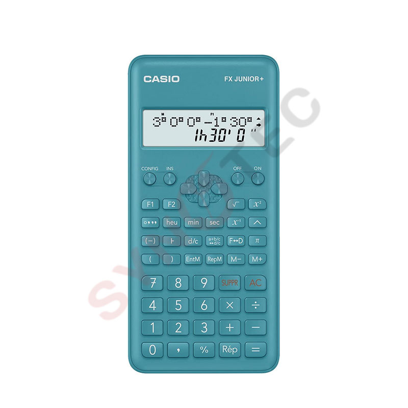Calculatrice scientifique CASIO fx junior+