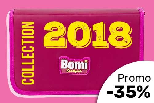 Bomi collection 2018 promo Tunisie