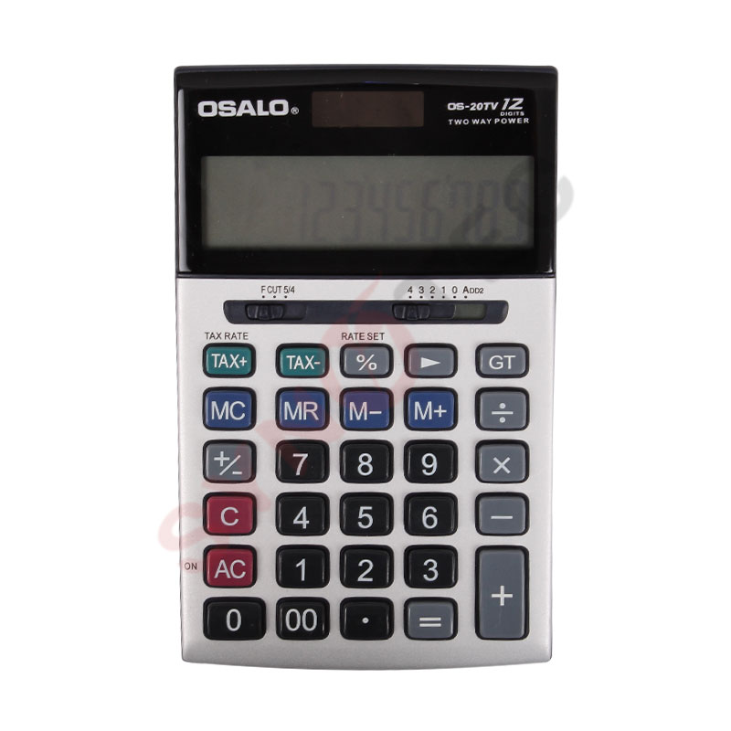 Calculatrice OSALO OS-20 TV