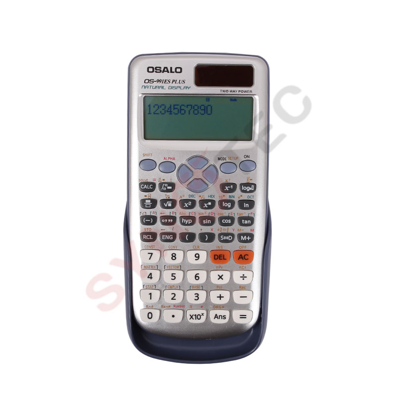 Calculatrice scientifique OSALO OS-991ES PLUS