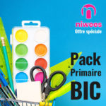 Pack primaire BIC – Offre spéciale Niwees