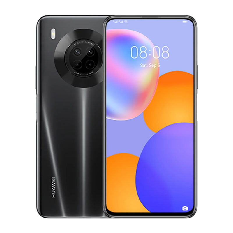 Huawei y9a midnight black Tunisie
