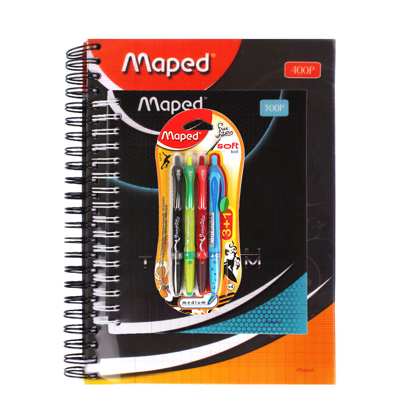 Pack Maped