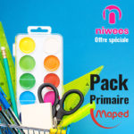 Pack primaire Maped – Offre spéciale Niwees