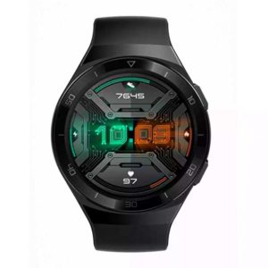 Smartwatch HUAWEI GT2e Graphite black