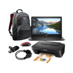 Pack PC Dell + Imprimante Canon PIXMA MG2540S