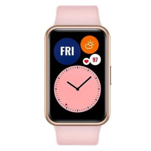 Smart watch HUAWEI Fit Pink