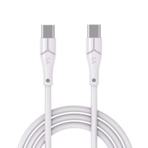 Cable PZX V179C 5A Type-C To Type-C