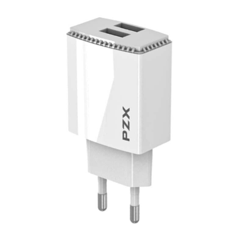 CHARGEUR PZX 2*USB SMART 3,1A(P22) Tc