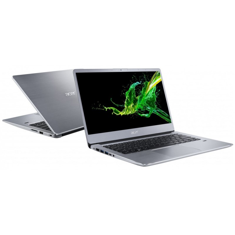 "Pc portable ACER SWIFT 3 (SF314)14"" i3-10110U 4G 256SSD W10 Grey (NX.HPMEF.00H) + EMP-DIG"