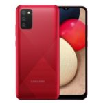 Smartphone SAMSUNG A02S Red 4/64