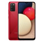 Smartphone SAMSUNG A02S Rouge 3/32